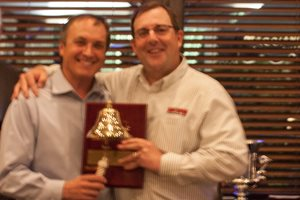 Rep award to Piping Specialties