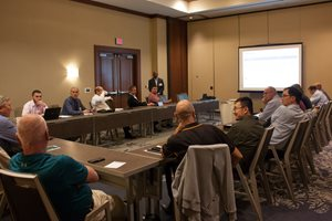 Two afternoons of breakout sessions provided more in-depth industry discussions
